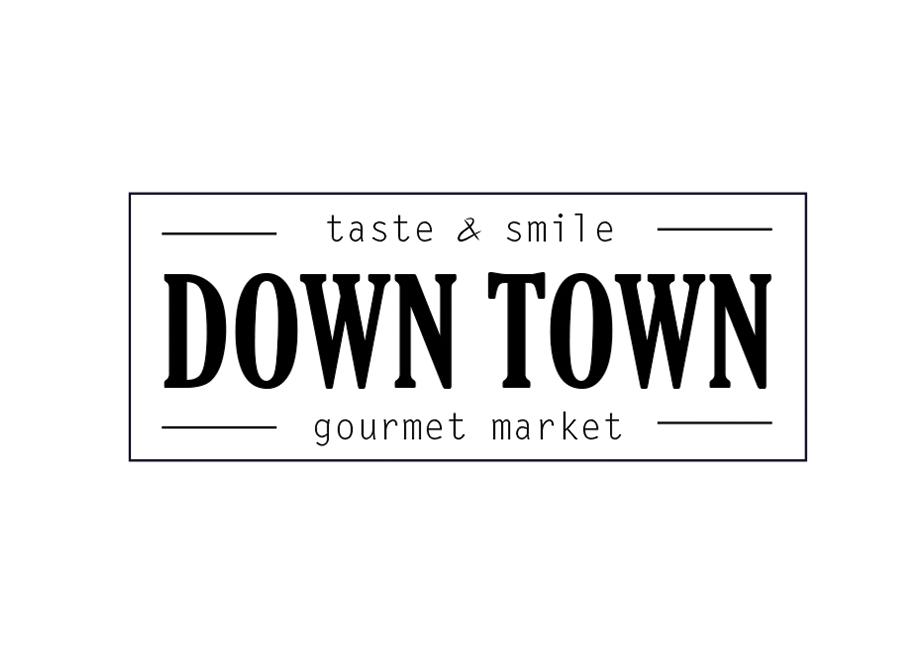 Logo Down Town Gourmet Market