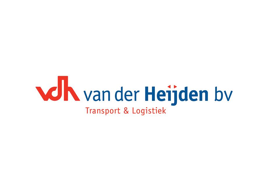 Logo Van der Heijden