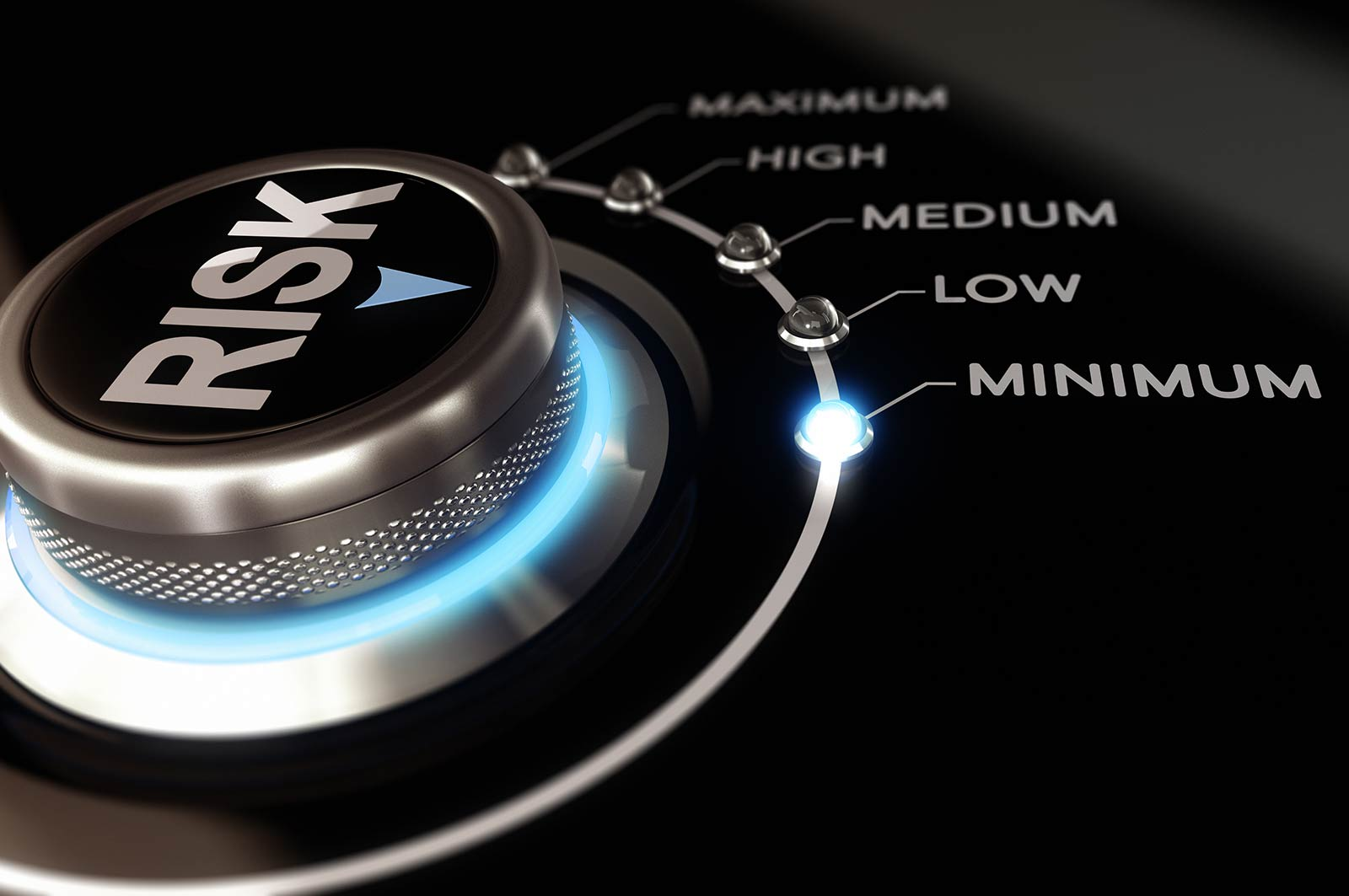 RI&E identificeert verschillende risico niveau's